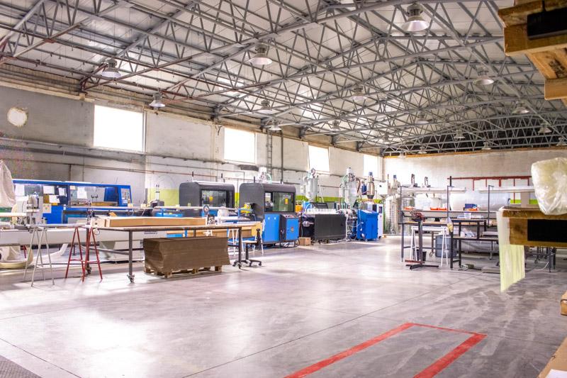 Inextech - produkcja detali z tworzyw sztucznych