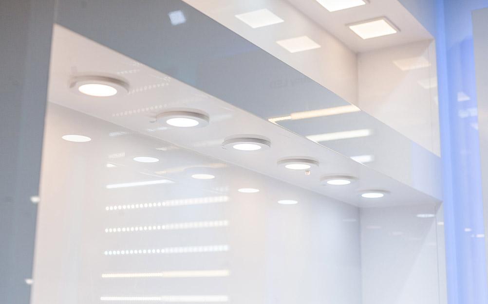 Punktowe oświetlenie LED od Design Light